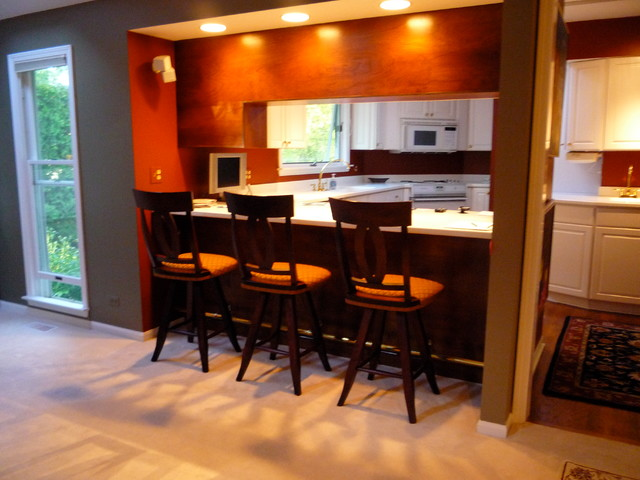 Barrington, IL contemporary-kitchen