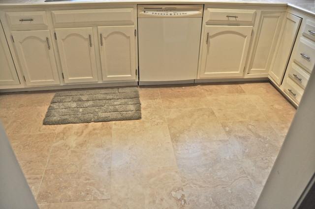 Barron Residence Property Rehab traditional-kitchen