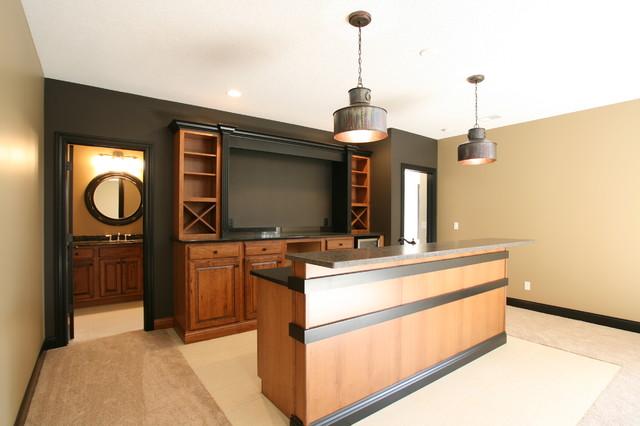 Bars Wine Storage Kitchen Chicago By Village Home Stores