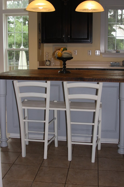 Awesome Bench Bar Stools Take A Stand In The Kitchen Theyellowbook Wood Chair Design Ideas Theyellowbookinfo