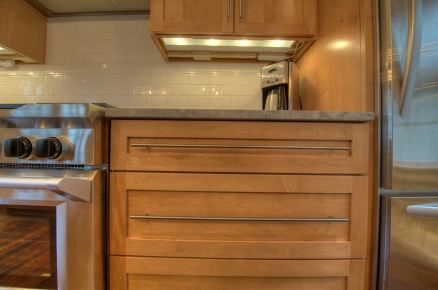 Bartley Project traditional-kitchen