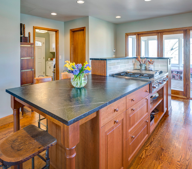 Basehor Ks Traditional Kitchen Kansas City By Cabinet Designs Llc