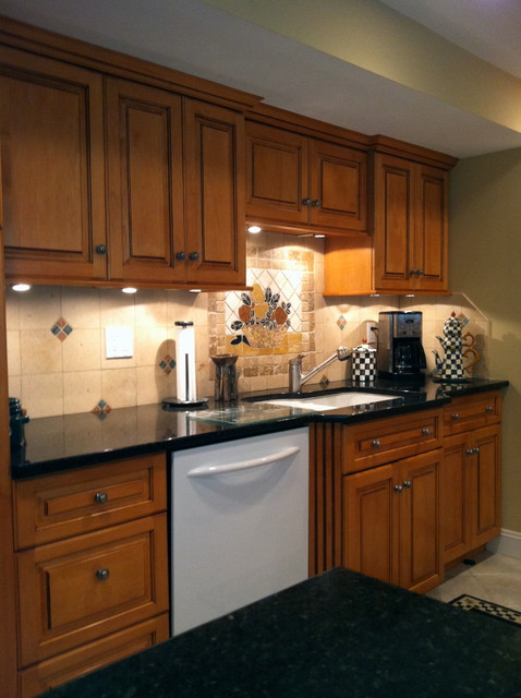 Basking Ridge, Beth A. traditional-kitchen