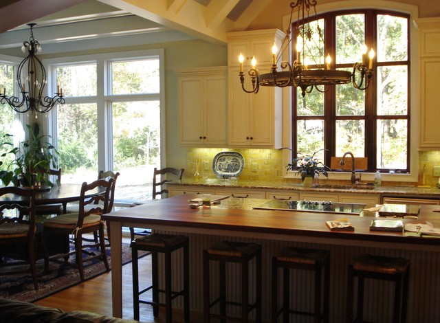 Bates Home traditional-kitchen