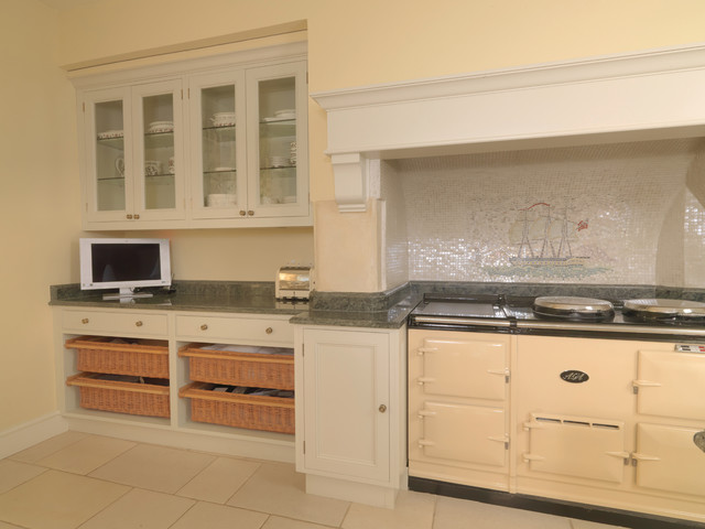 Bath kitchen traditional kitchen london by tim for C kitchens ltd swanage