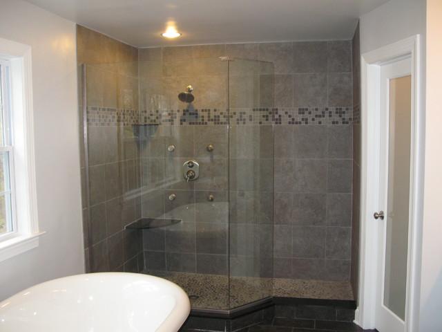 Bathroom Renovation traditional-kitchen