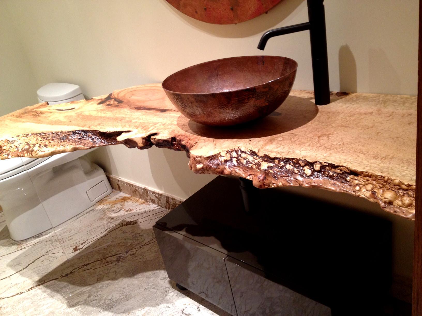 Wood Vanity Tops Houzz
