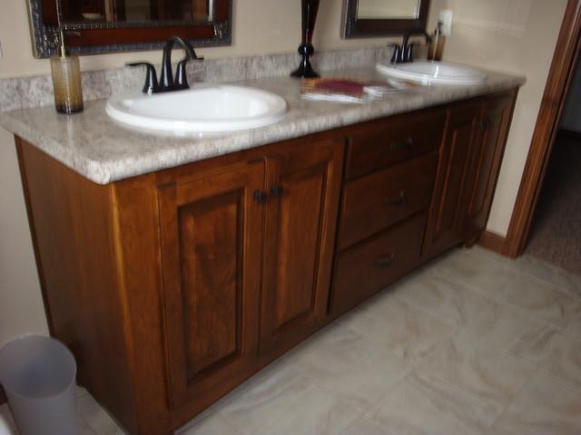 Baths traditional-kitchen