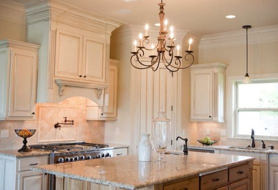 baton rouge parade of homes kitchen eclectic kitchen