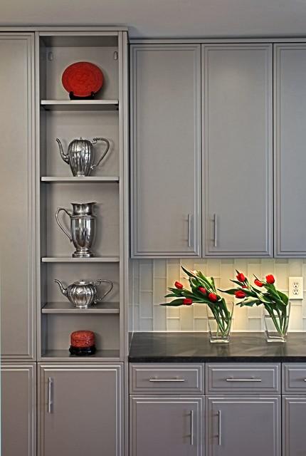 Battery Road Kitchen contemporary-kitchen