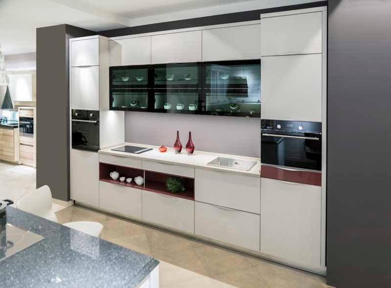Wall Cabinets With Glass Doors Houzz