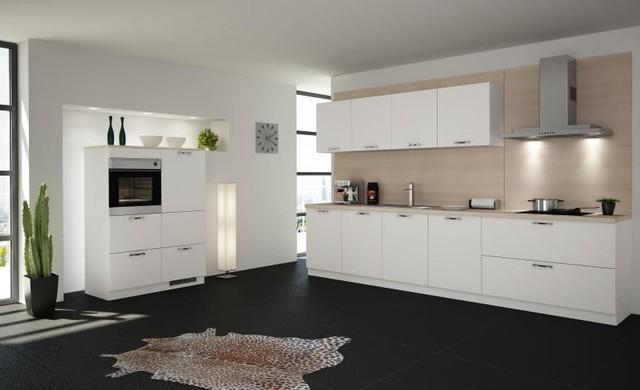 Bauformat Kitchens (Cube 130 Atlanta 141) modern-kitchen
