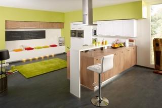 Bauformat Kitchens Cube 130 Bali 145 Calais 211 Modern