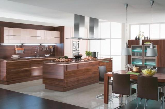 Bauformat kitchens cube purista modern kitchen