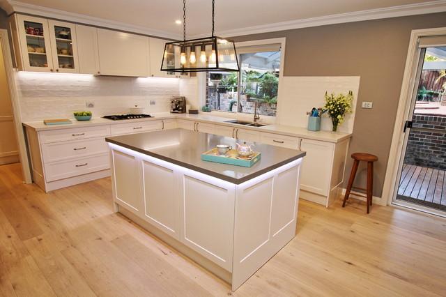 Baulkham Hills Kitchen Renovation, NSW, 2153 eclectic-kitchen