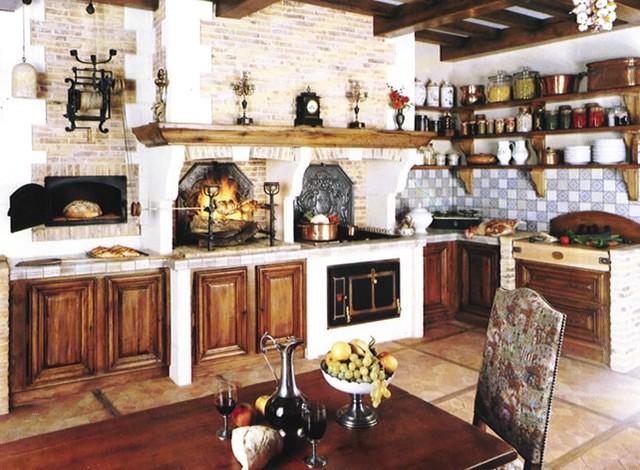 Bavarian Cottage traditional-kitchen