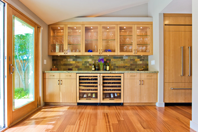 Bay Area Custom Cabinetry Modern Kitchen San