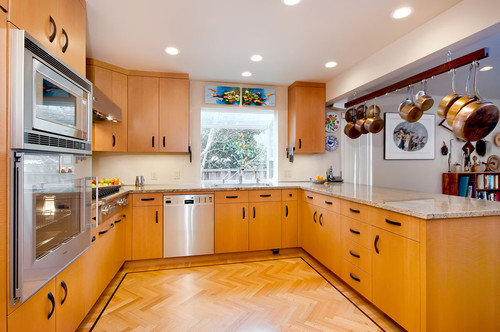 Bay Area Kitchen Design