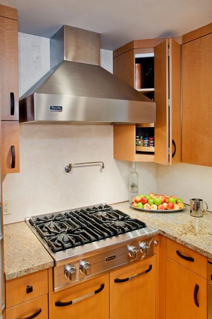Bay area kitchen design modern kitchen san francisco for Anigre kitchen cabinets