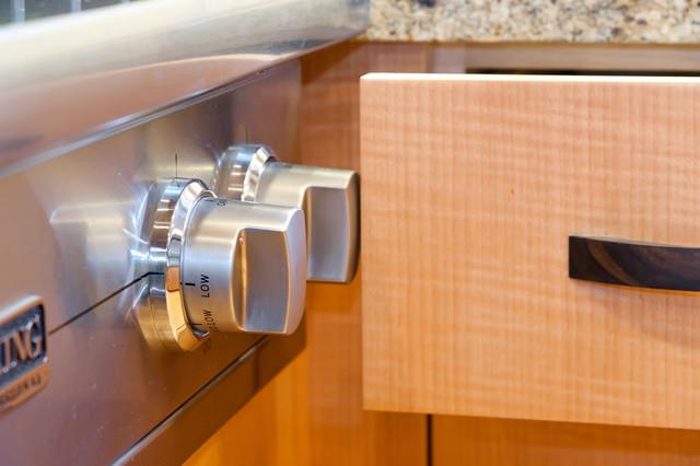 Bay Area Kitchen Design modern-kitchen