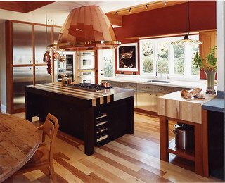 Bay Area Projects Eclectic Kitchen San Francisco
