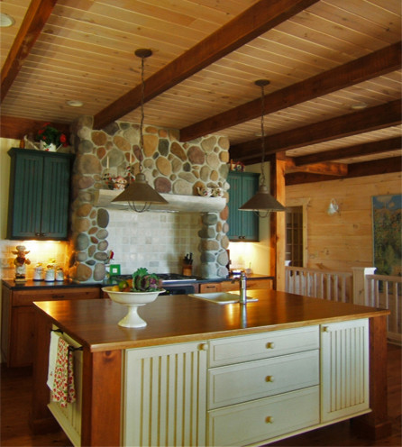 Bay Cabinetry & Design Studio Project Pics traditional-kitchen