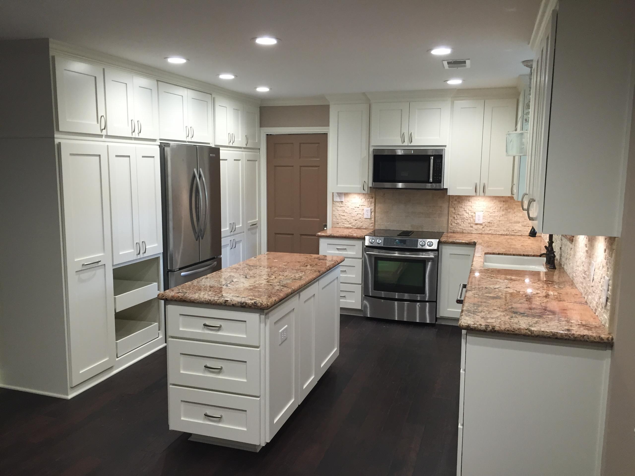 Bay City - Kitchen Remodel - 2016