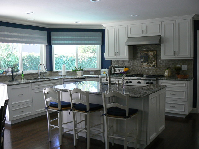 Bay Kitchen By The Bay Traditional Kitchen Other By Orchard Home Design