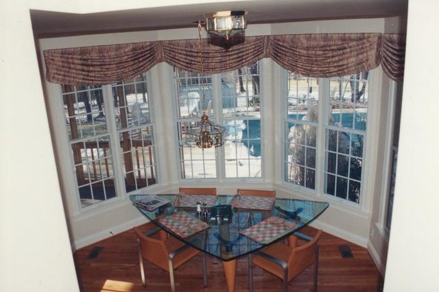 Superbe Bay Windows, Bow Windows, Corner Windows, Oh My! Contemporaneo Cucina