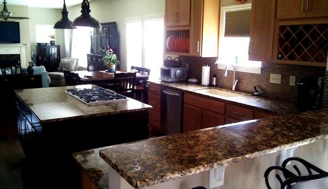 Bayhill kitchen traditional-kitchen