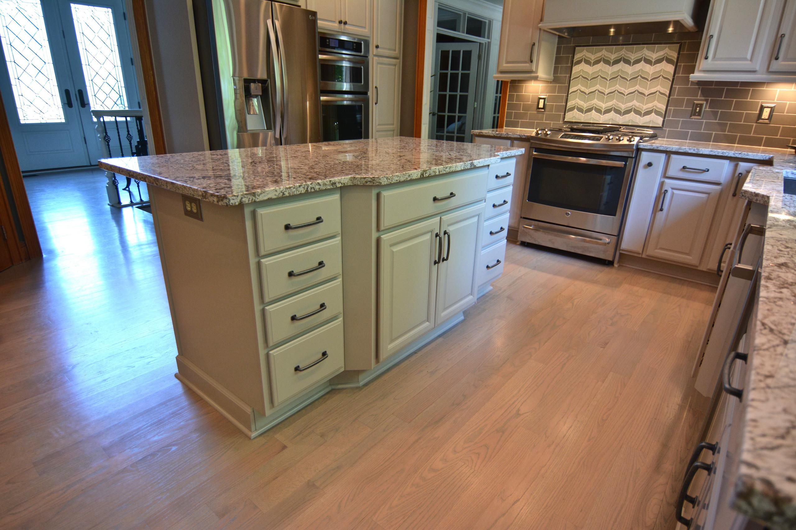 Bayhill Kitchen Remodel