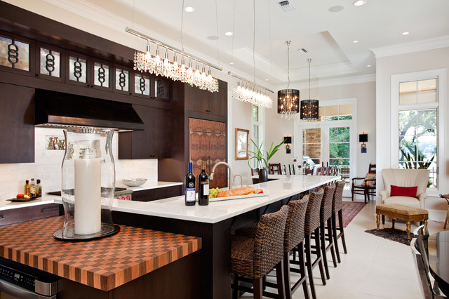 Bayou Beauty contemporary kitchen