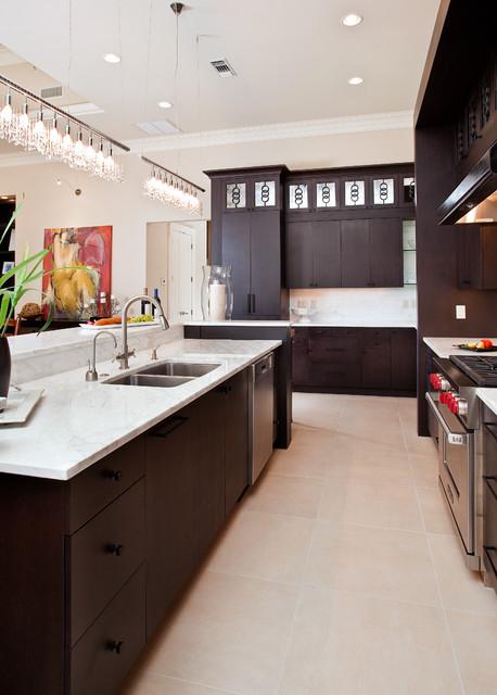 Bayou Kitchen contemporary-kitchen