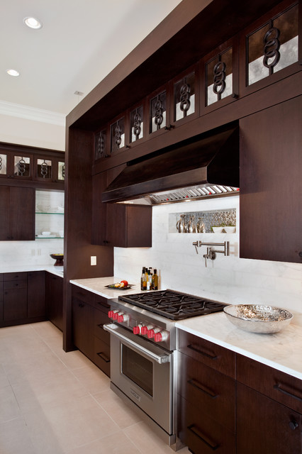 Bayou Kitchen contemporary-kitchen