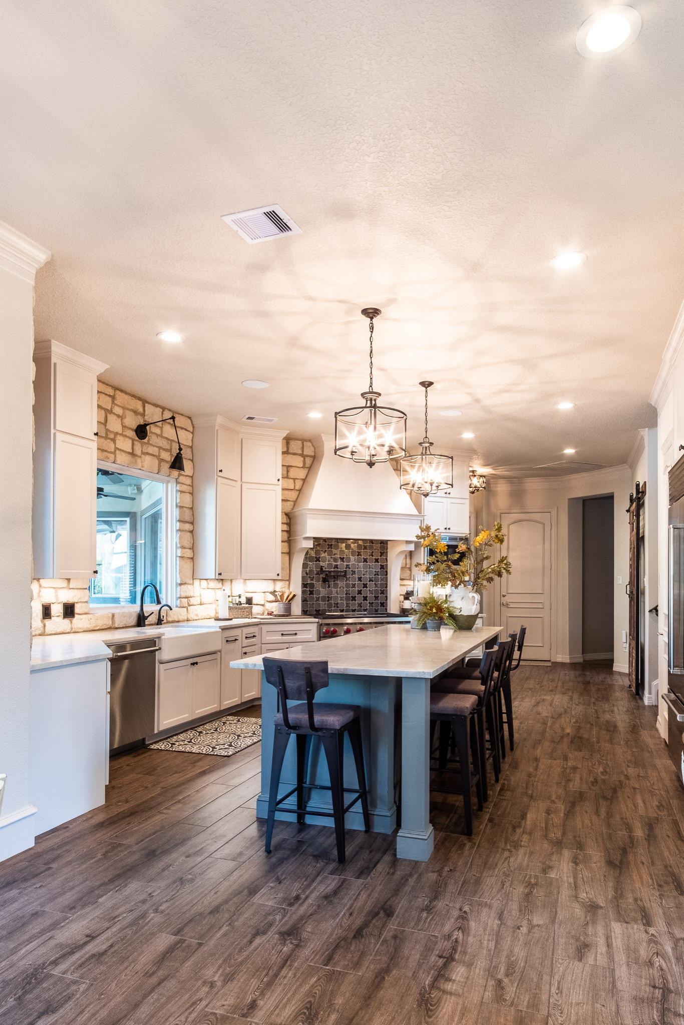 Bayou Road - Kitchen Remodel