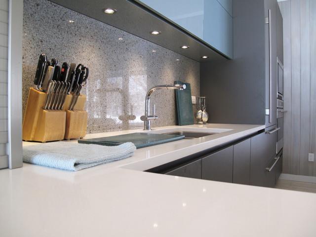 Baypoint III Contemporary Kitchen New York By