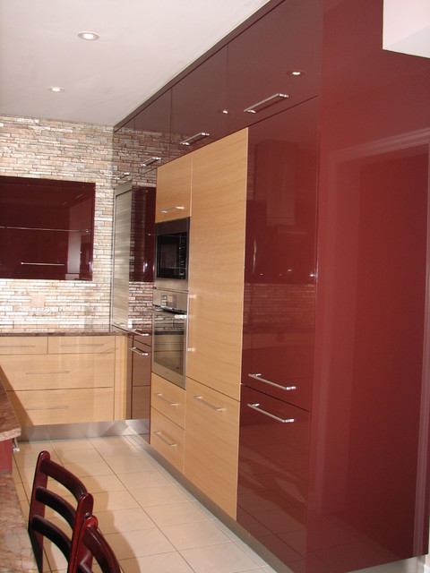 bayshire drive modern kitchen contemporary kitchen
