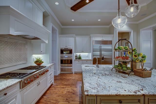 Bayshore Dr. - Traditional - Kitchen - orlando - by Konkol Custom Homes & Remodeling, LLC