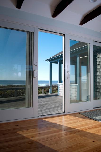 Bayside Beach House beach-style-kitchen