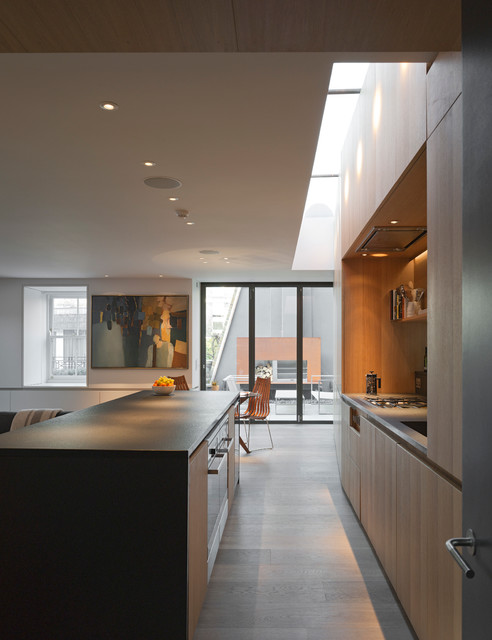 Bayswater Contemporary Kitchen London By Mclean
