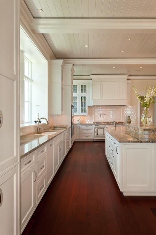 Home White Kitchen Inspiration Claire Brody Designs