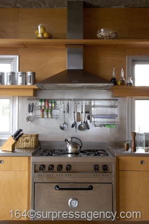 Beach House AL MARE beach-style-kitchen