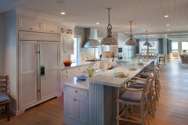 Beach House Beach Style Kitchen Other Metro By Giorgi Kitchens Designs
