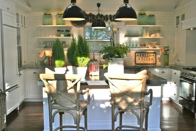 beach house kitchen eclectic-kitchen