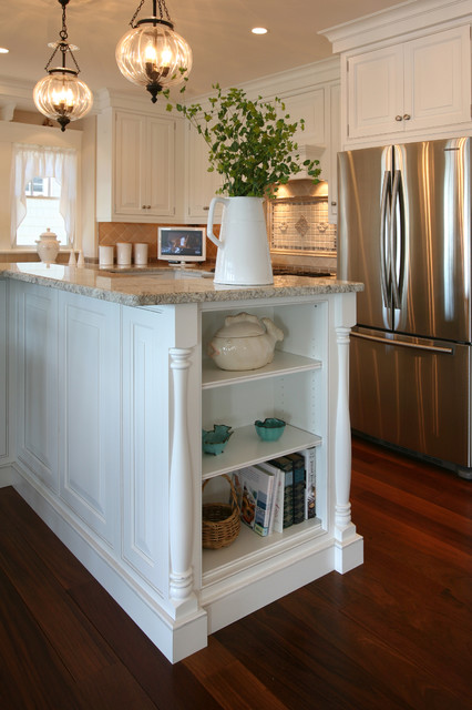 Beach House Kitchens traditional kitchen
