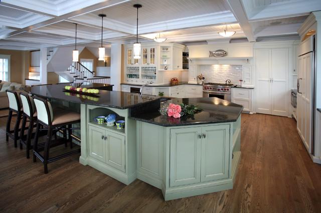 Beach House Kitchens Coastal Kitchen Philadelphia By Asher Gorgeous Beach House Kitchen Designs