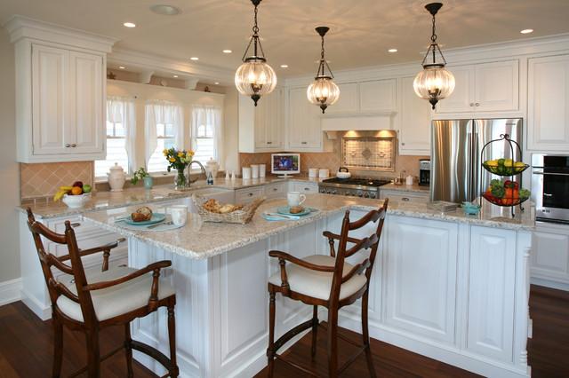 Beach House Kitchens - Beach Style - Kitchen ...