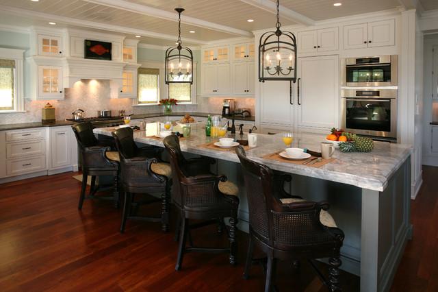 beach house kitchens maritim k che philadelphia von asher slaunwhite architects. Black Bedroom Furniture Sets. Home Design Ideas