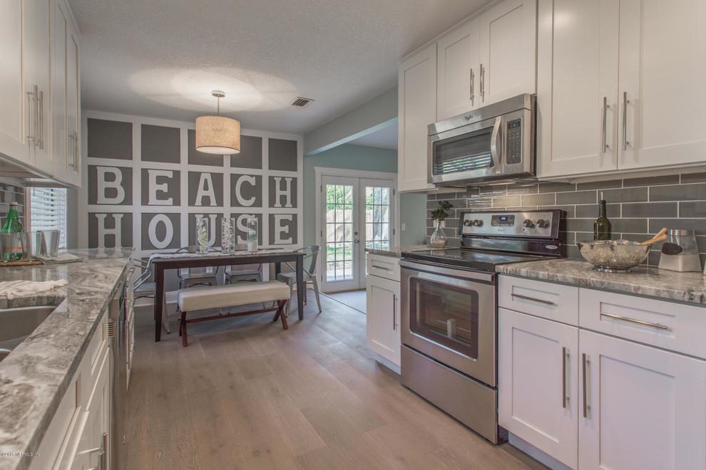 Beach House - Beach Style - Kitchen - Jacksonville - by ...