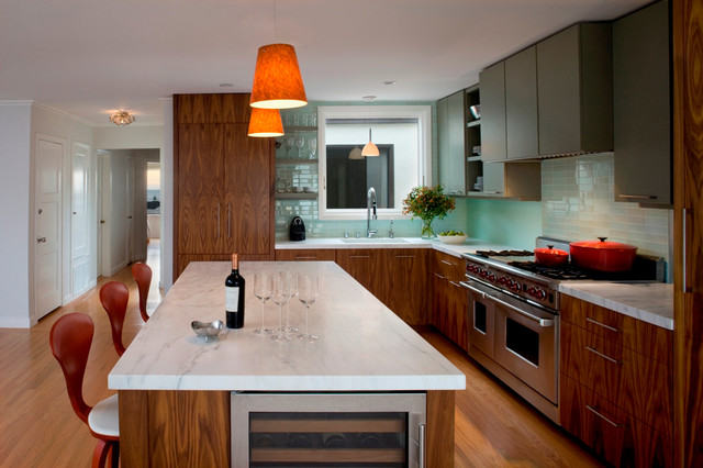 Beach Side Modern Kitchen San Francisco By John K